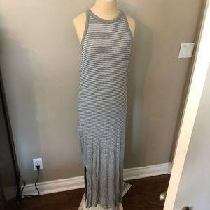 GAP Dresses - Large Tall striped tank dress from Gap